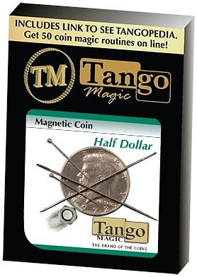 Magnetic Half Dollar Coin - magic