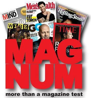 Magnum - magic