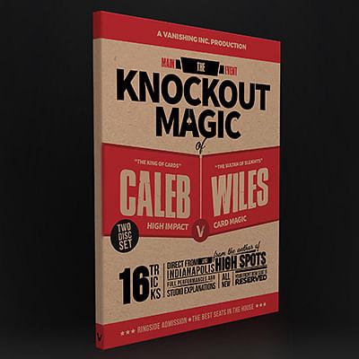 Main Event: The Knockout Magic of Caleb Wiles - magic