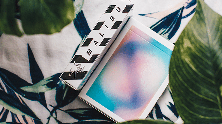 Malibu Playing Cards - magic