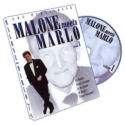 Malone Meets Marlo 1 - 6 - magic