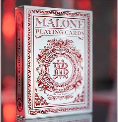 Malone Playing Cards - magic