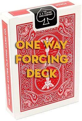 One Way Forcing Deck (Mandolin) - magic