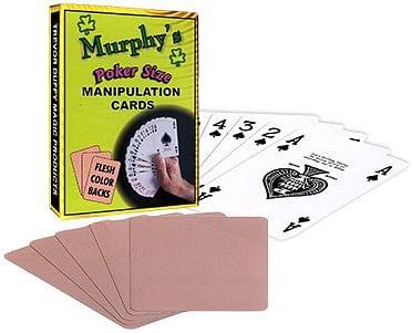 Manipulation Cardsby Trevor Duffy-Trick - magic