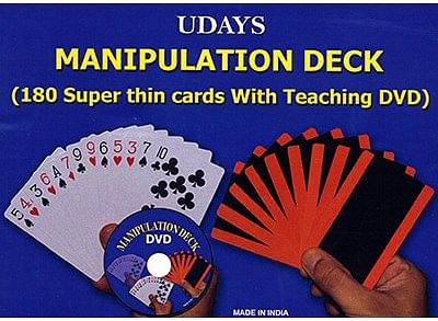 Manipulation Deck Extra Thin - magic