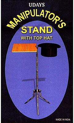 Manipulator's Stand w/ Top Hat - magic