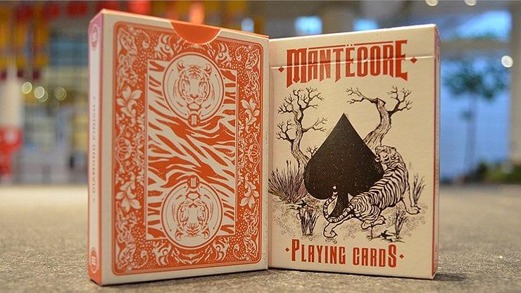 Mantecore Playing Cards - magic