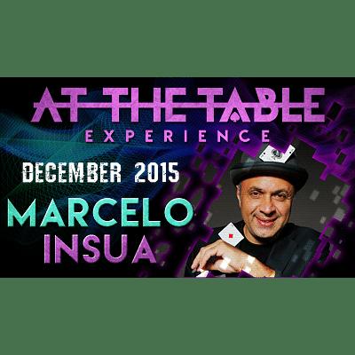 Marcelo Insua Live Lecture - magic