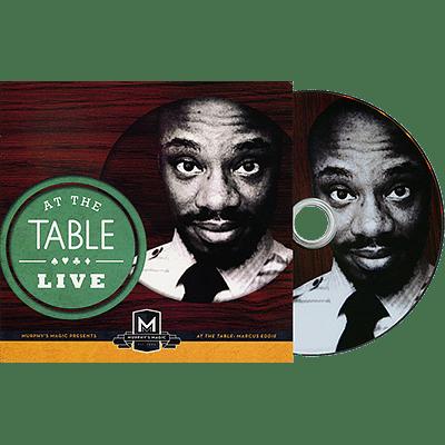 Marcus Eddie Live Lecture DVD - magic