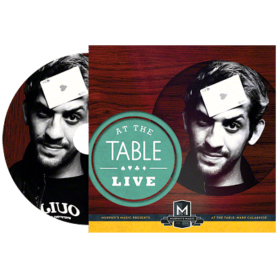 Mark Calabrese Live Lecture DVD - magic