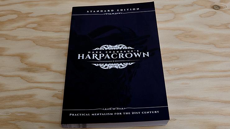 Mark Chandaue's HARPACROWN (Standard Edition) - magic