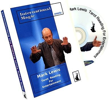 Mark Lewis Tarot Reading For Entertainment - magic