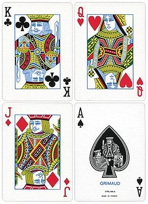 Marked deck of Card Collector