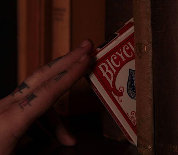 Marksman Deck Performance Documentary - magic