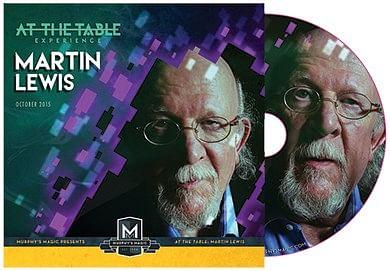 Martin Lewis Live Lecture DVD - magic
