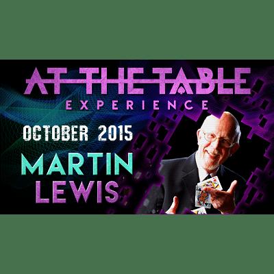 Martin Lewis Live Lecture - magic