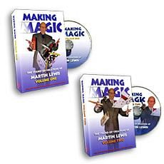 Martin Lewis's Making Magic - Volume 1 - magic