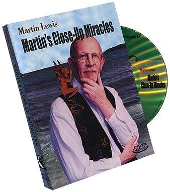 Martin's Close-up Miracles - magic