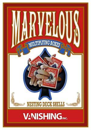 Marvellous Multiplying Boxes - magic