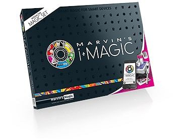 Marvin's iMagic Interactive Box of Tricks
