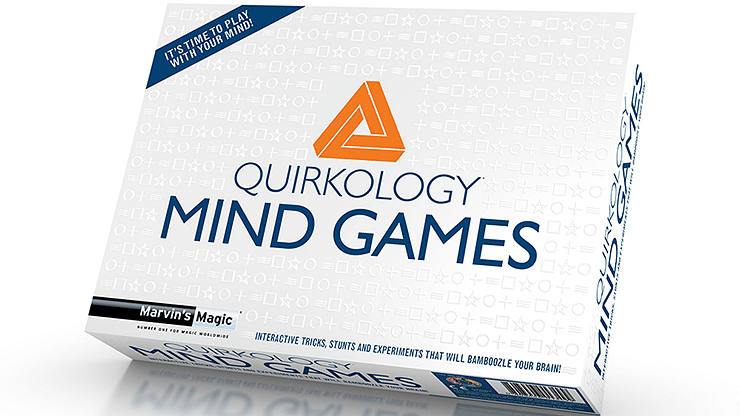 Marvin's Magic Presents Quirkology - magic