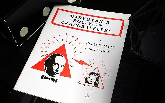 Marvoyan's Bolivian Brain-Bafflers