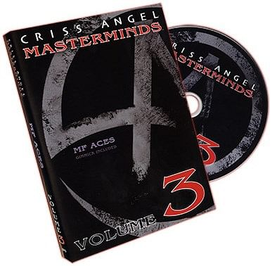 Masterminds  Volume 3 - magic