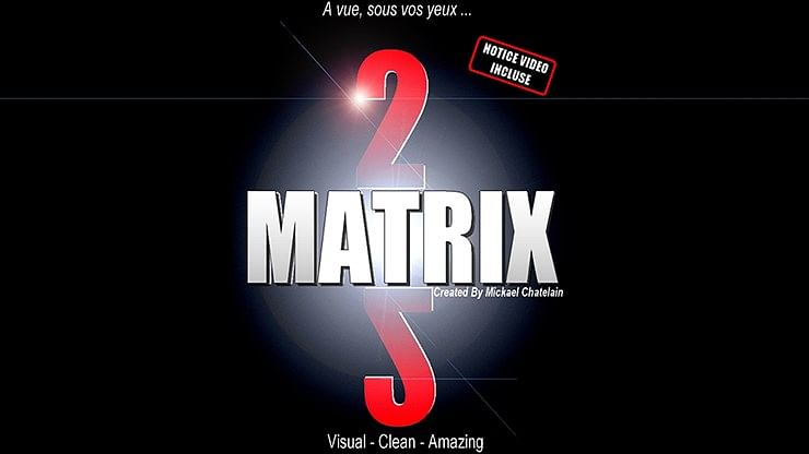 Matrix 2.0 - magic