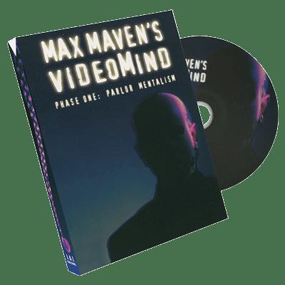 Max Maven Video Mind Volumes 1 - 3 - magic