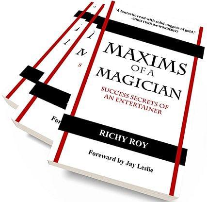 Maxims of a Magician - magic