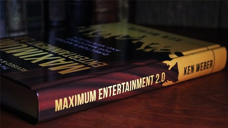 Maximum Entertainment 2.0: Expanded & Revised