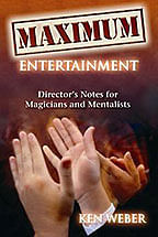 Maximum Entertainment - magic