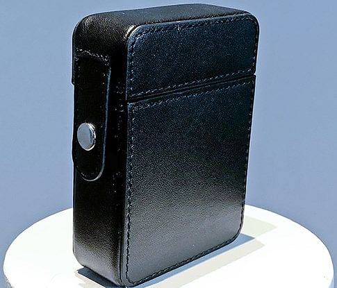 MAZE Leather Card Case
