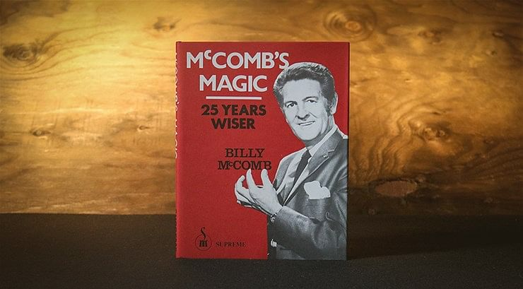McComb's Magic 25 Years Wiser (Limited Edition)