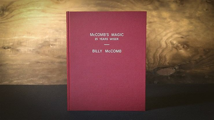 McComb's Magic 25 Years Wiser (Limited Edition) - magic