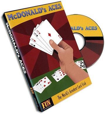 McDonald's Aces - magic