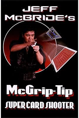 McGrip Tip Super Card Shooter - magic