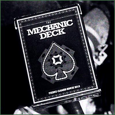 Mechanic Deck - magic