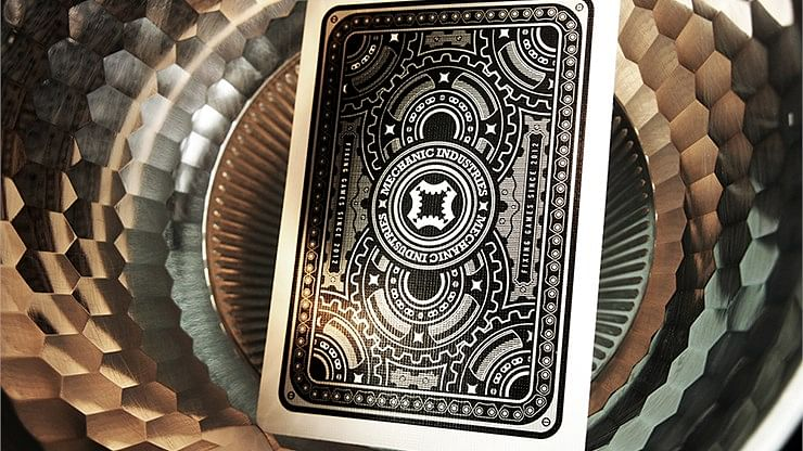 Mechanic Industries Shiner Playing Cards