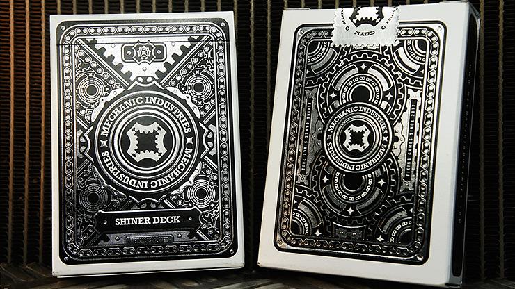 Mechanic Industries Shiner Playing Cards - magic