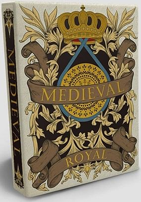 Medieval Limited Edition Royal Playing Cards - magic
