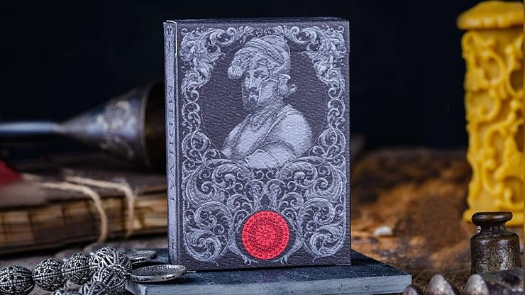 Medieval Limited Edition Stone Playing Cards - magic