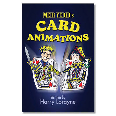 Meir Yedid's Card Animations - magic