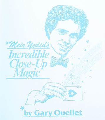 Incredible Close-Up Magic - magic