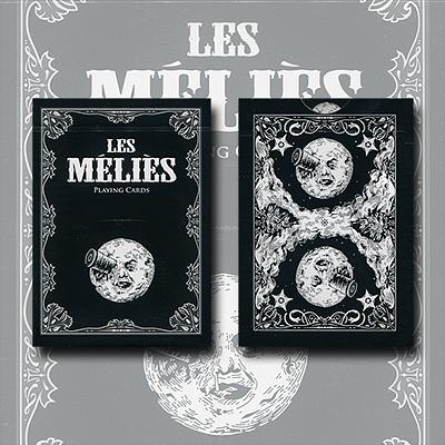 Melies Playing Cards  - magic