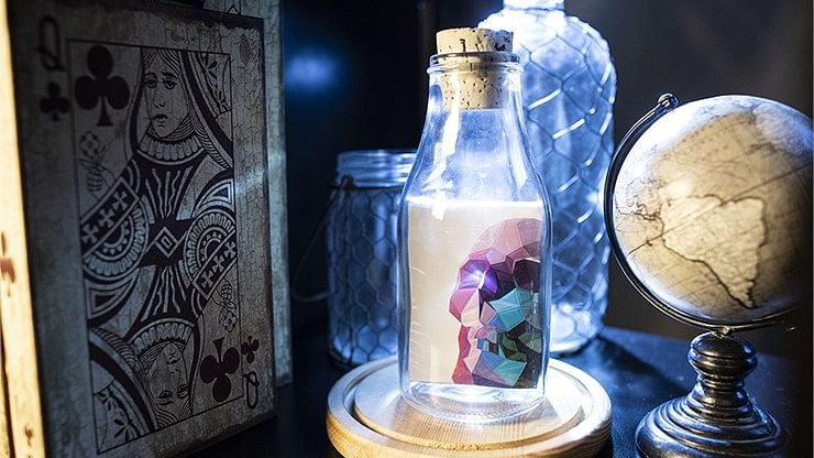 Memento Mori Impossible Bottles - magic