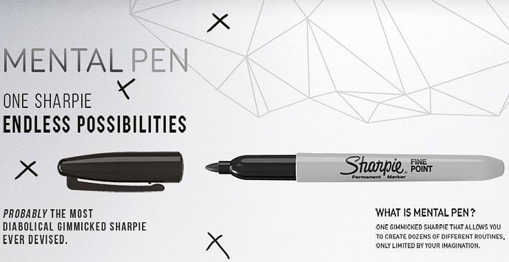 Mental Pen