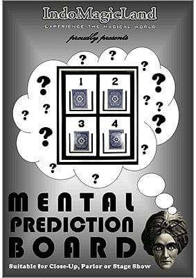 Mental Prediction Board - magic