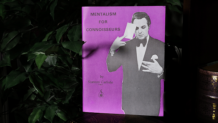 Mentalism for Connoisseurs - magic