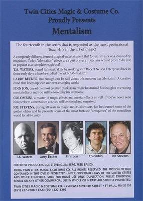 Mentalism Teach-In